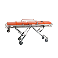 YXH-3D2 Aluminum Loading Ambulance Stretcher