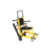 Manual Climbing Emergency Stair Stretcher with Safety Belts for Patient