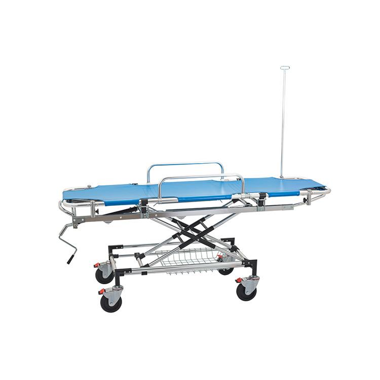 YXH-2L铝合金急救床