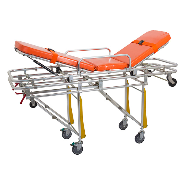 YXH-3A3 Aluminum Loading Ambulance Stretcher