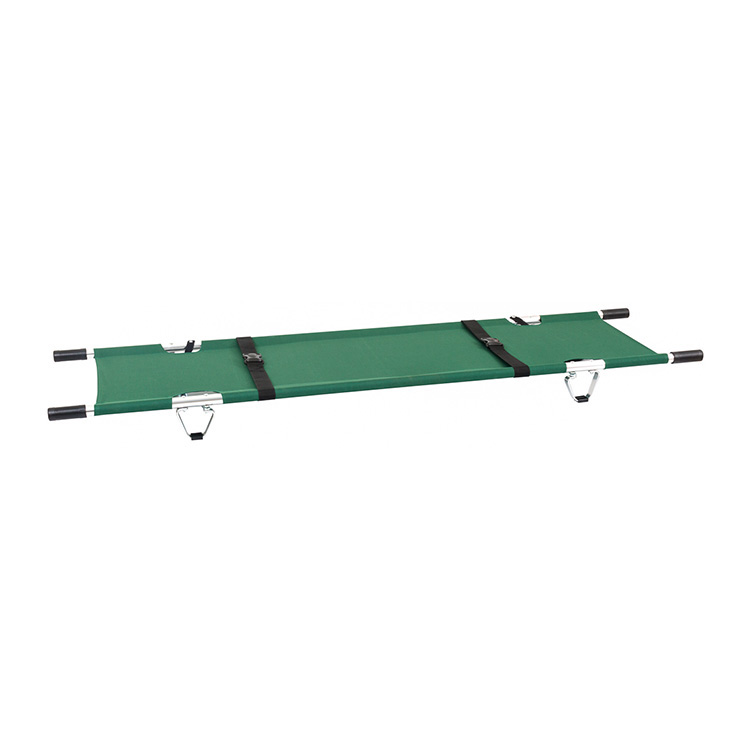 First Aid Device Ambulance Rescue Folding Stretcher