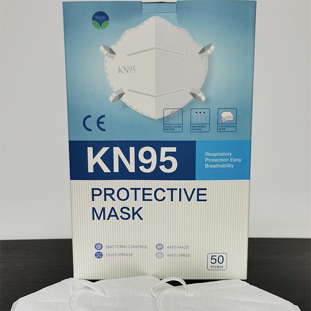 一次性新冠KN95口罩头带